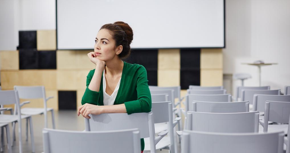 teacher stressed over debt