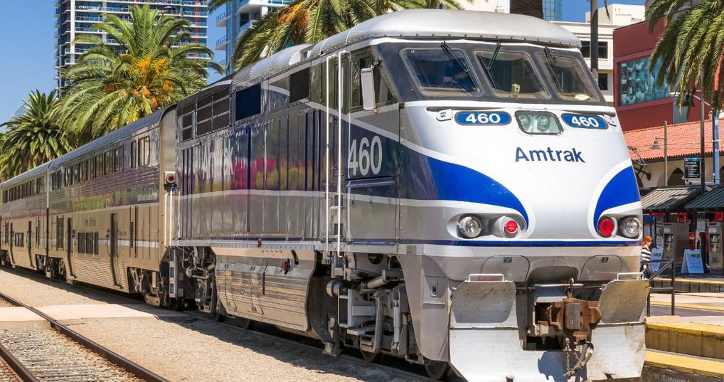 Best Credit Card for Amtrak