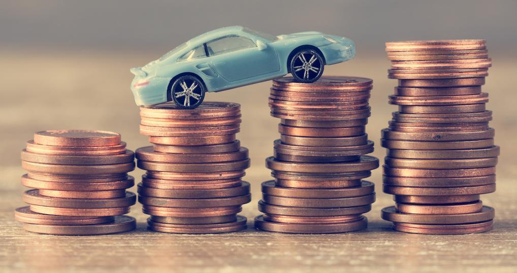 Saving for a car