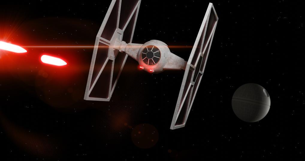 Darth Vader Star Wars artwork