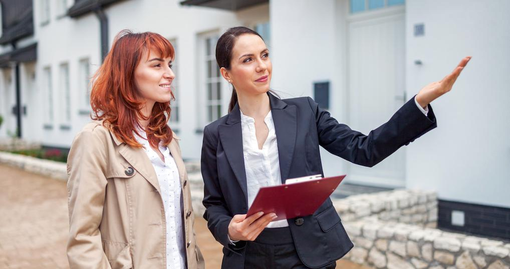 Accredited investor scoping out new property
