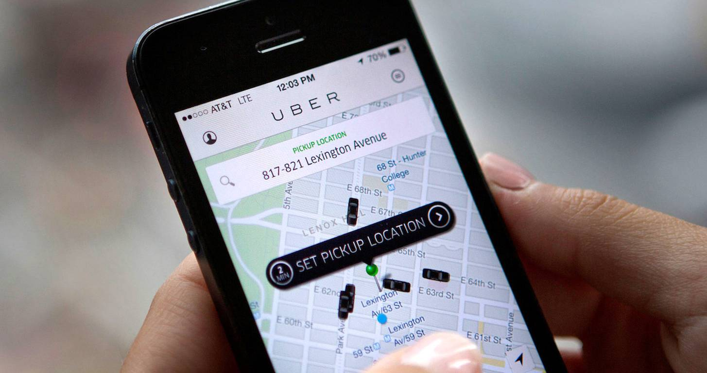 Uber App Not Working? Here's What You Should Do - FinanceBuzz