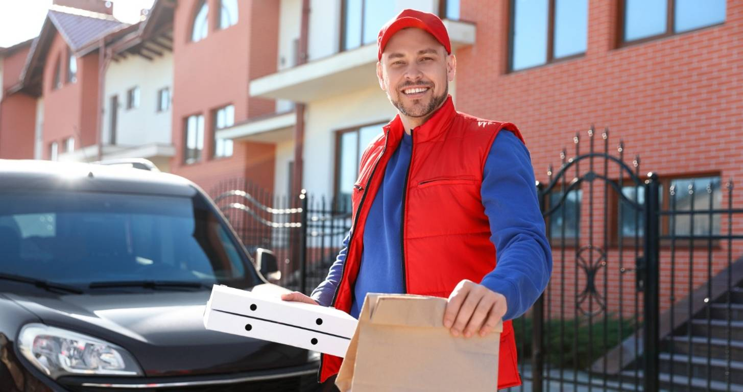 Earning Money as a Courier with Postmates