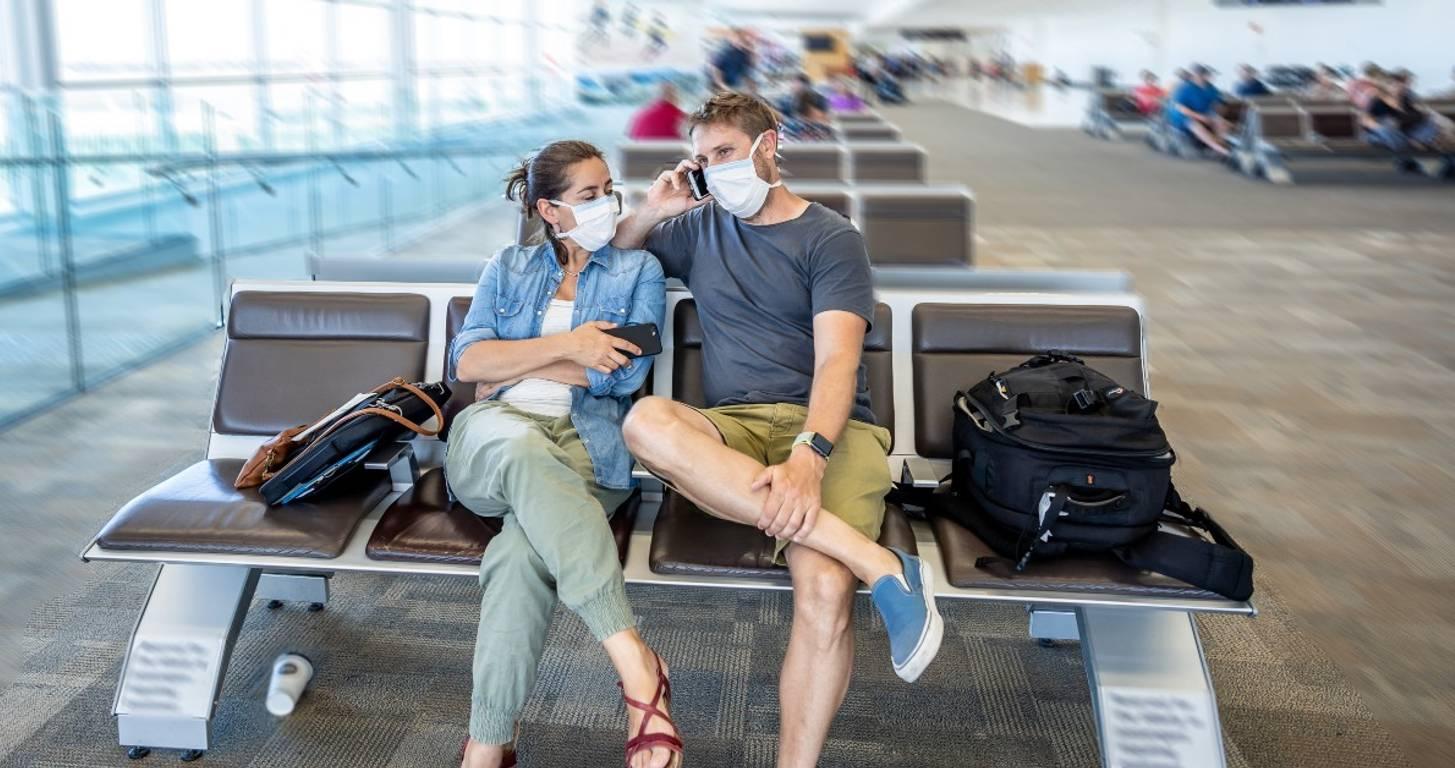 Coronavirus Airport Recovery Study