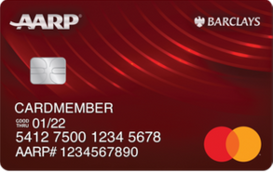 AARP Essential Rewards Mastercard from Barclays