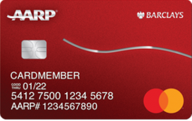 AARP® Travel Rewards Mastercard® from Barclays
