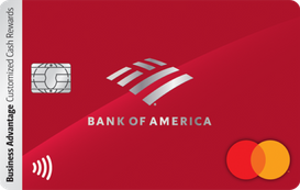 Bank of America Business Advantage Customized Cash Rewards Mastercard