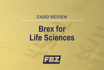 Brex for Life Sciences Review