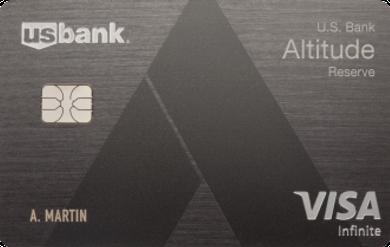 U.S. Bank Altitude Reserve Visa Infinite Card