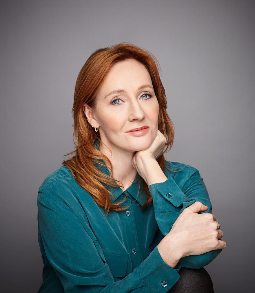 JK Rowling official portrait
