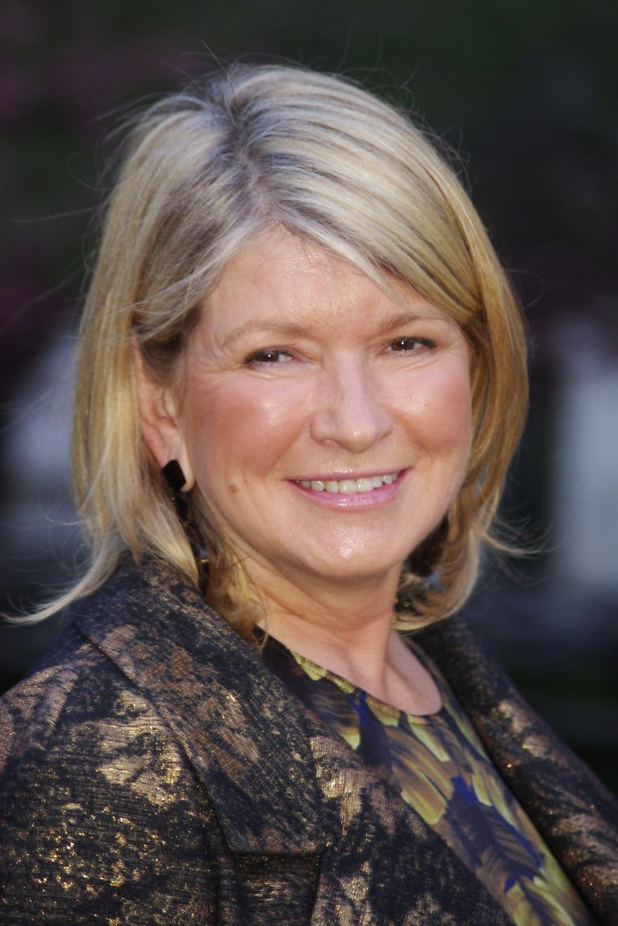 Martha Stewart photograph