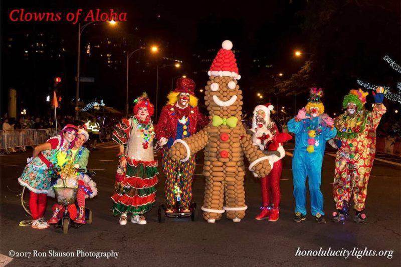 Friends of Honolulu City of Lights