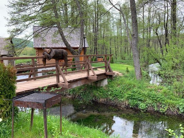 rental cottage in Eastern Europe