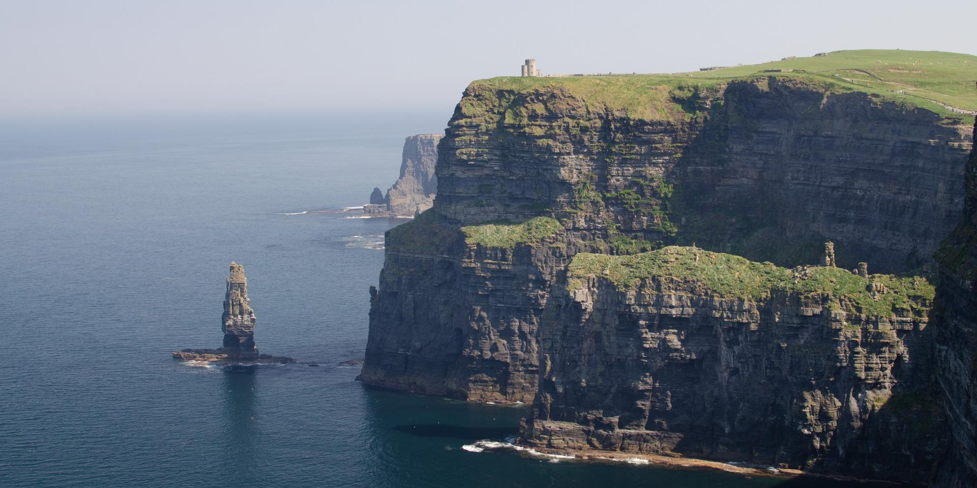 Cliffs of Moher Zoom Background