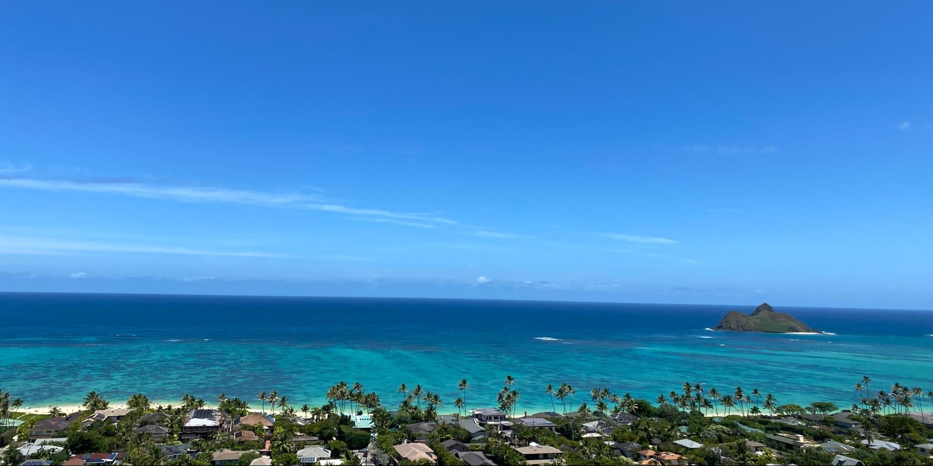 Hawaii Blues Zoom Background