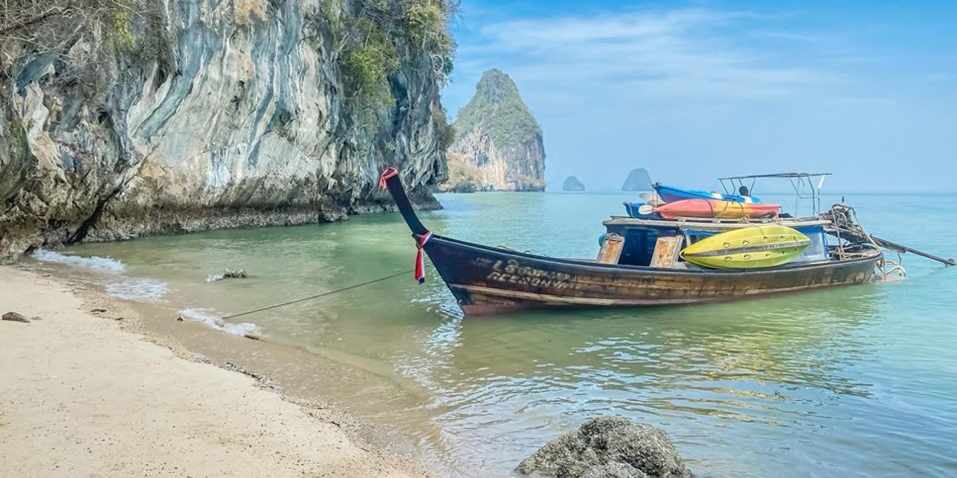 Krabi Thailand Zoom Background