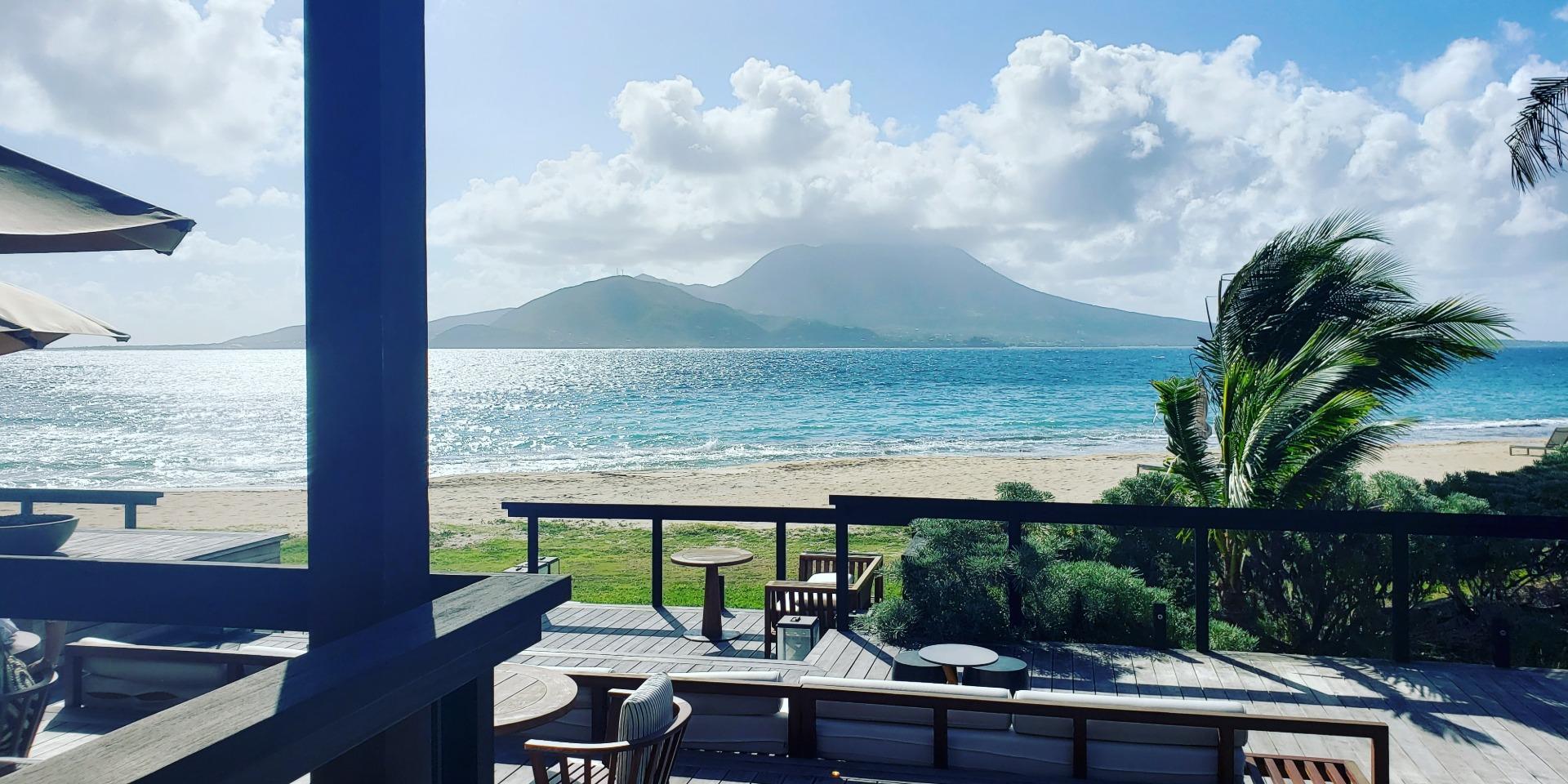St Kitts Nevis Zoom Background