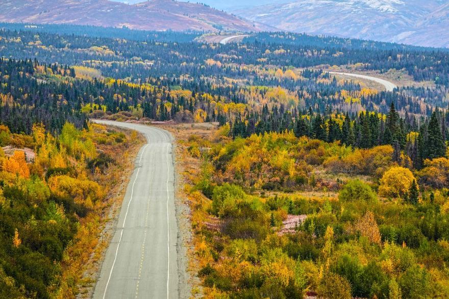 Haines Highway – Haines, Alaska