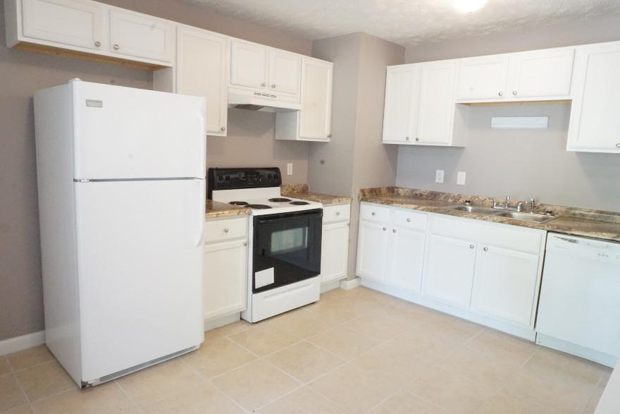Rehabbed kitchen