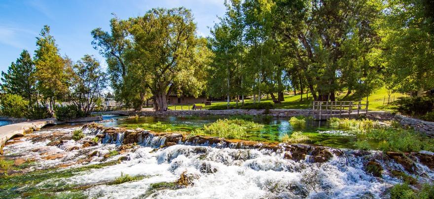 Montana: Giant Springs State Park