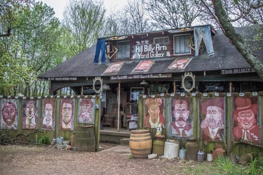 Apple Valley Hillbilly Garden and Toyland