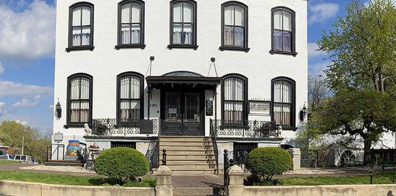 Lemp Mansion in St. Louis, Missouri