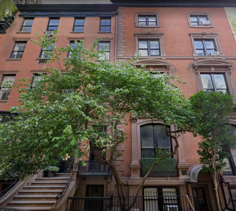 The House of Death in New York, New York