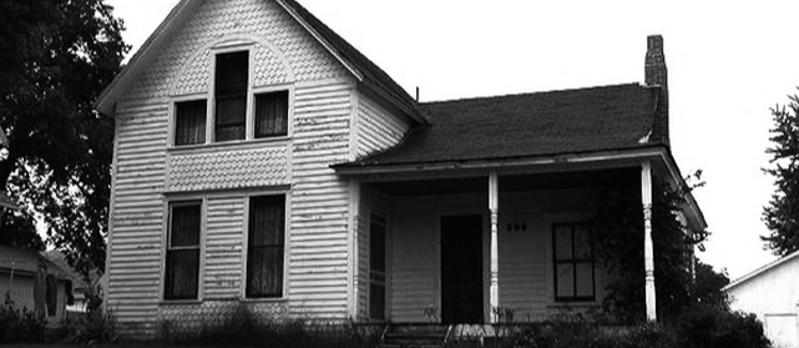 Villisca Axe Murder House in Villisca, Iowa