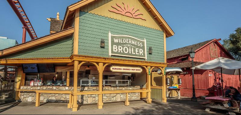 Wilderness Broiler at Knott's Berry Farm